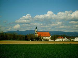 půda+kostel